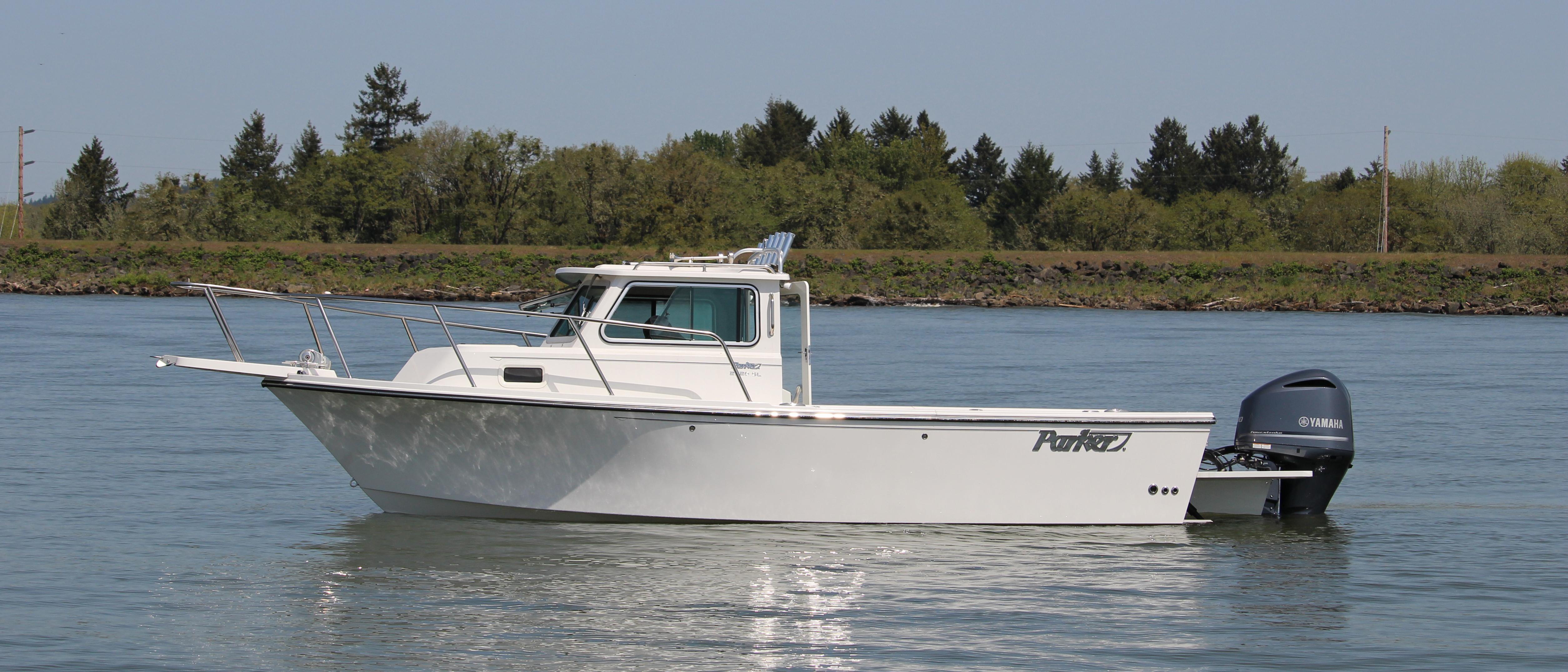 Maxxum Marine - Thunder Jet, Boulton, Fish Rite, Parker